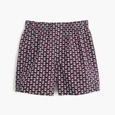 J.Crew Boys' striped anchor boxers