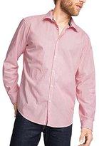 Esprit Men's Co Stripe Ls Long Sleeve Casual Shirt