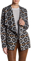 Jack Drape Front Knit Jacket