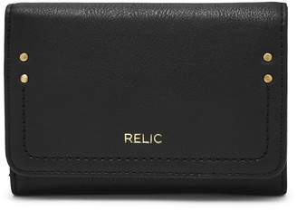 Fossil Relic By Relic Janna Trifold Wallet