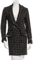 Sonia Rykiel Metallic Coat Dress w/ Tags
