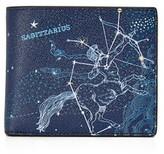 Michael Kors Sagittarius Leather Astrology Billfold