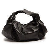 The Row The Ascot small nappa clutch