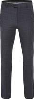 Oxford Hopkins Wool Suit Trousers