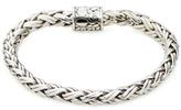 John Hardy Classic Sterling Silver Chain Bracelet