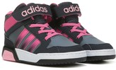 adidas Kids' Neo BB9TIS High Top Sneaker Toddler