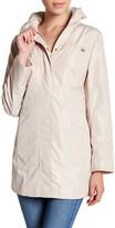 Ellen Tracy Packable Raincoat (Petite)