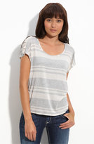 Just Ginger Ruched Tee (Juniors)