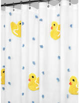 B. Smith Park Park Ducky Ducky Fabric Shower Curtain
