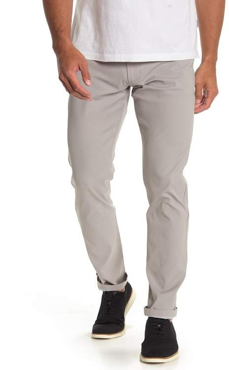 Theory Slim Fit Seamless Pants