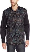 Robert Graham Men's Cumbernauld Long Sleeve Button-Down Shirt