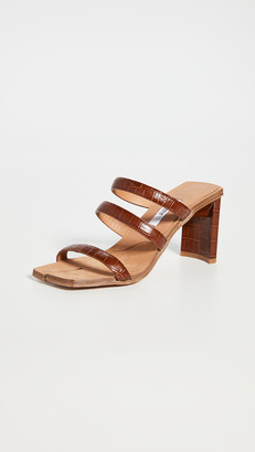 Miista Joanne Clay Croc Sandals
