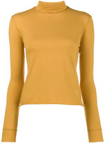 Simon Miller roll-neck jersey sweater