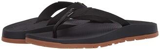 Chaco Lowdown Flip (Black) Women's Shoes