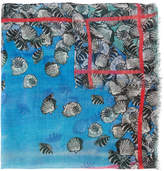 Yigal Azrouel shell print scarf
