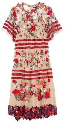 Biyan 3/4 length dress