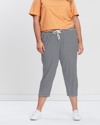 Advocado Plus Crop Relaxed Pants
