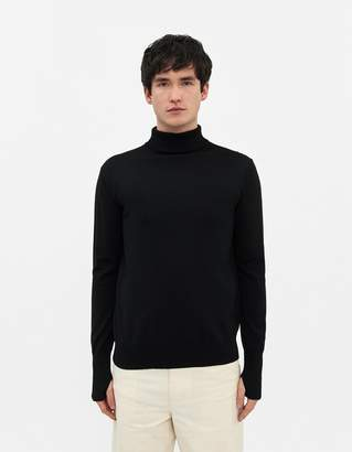 Andersen Andersen Light Turtleneck Sweater in Black