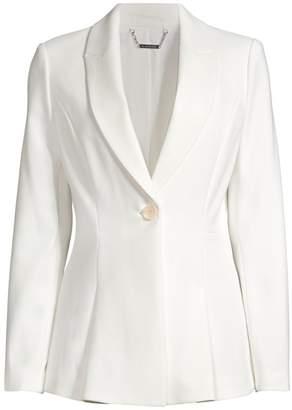 Elie Tahari Arya Single-Button Jacket