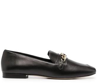 MICHAEL Michael Kors Dolores chain-detail loafers