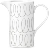 Kate Spade Charlotte Street Grey Pitcher