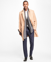 Brooks Brothers Camelhair Polo Coat
