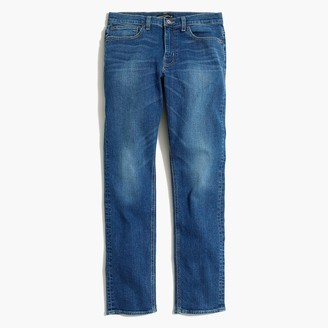 J.Crew Straight-fit flex jean in medium wash