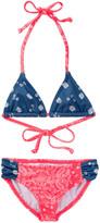 Billabong Bandana Rama Two-Piece Triangle Swimsuit (Little Girls & Big Girls)
