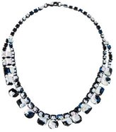 Tom Binns Painted Crystal Necklace