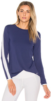 Splits59 Official Layering Tee in Royal. - size L (also in M,S,XS)