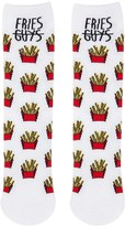 Forever 21 FOREVER 21+ Fries Guys Crew Socks