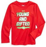 Under Armour Young & Gifted Graphic T-Shirt (Toddler Boys & Little Boys)