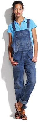 Chimala denim overalls