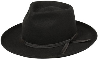 LACK OF COLOR Felted Wool Fedora Hat