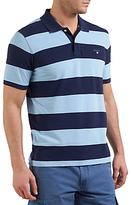 Gant Barstripe Cotton Polo Shirt