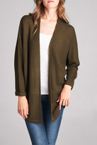 Apricot Lane St. Cloud Olive Green Cardigan