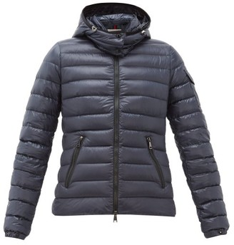 Moncler Down-filled Lightweight Nylon Jacket - Navy
