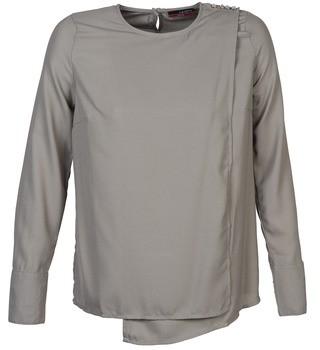 La City NIETOU women's Blouse in Grey