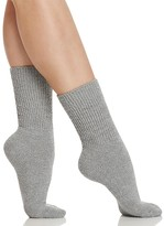 Free People Cece Metallic Socks