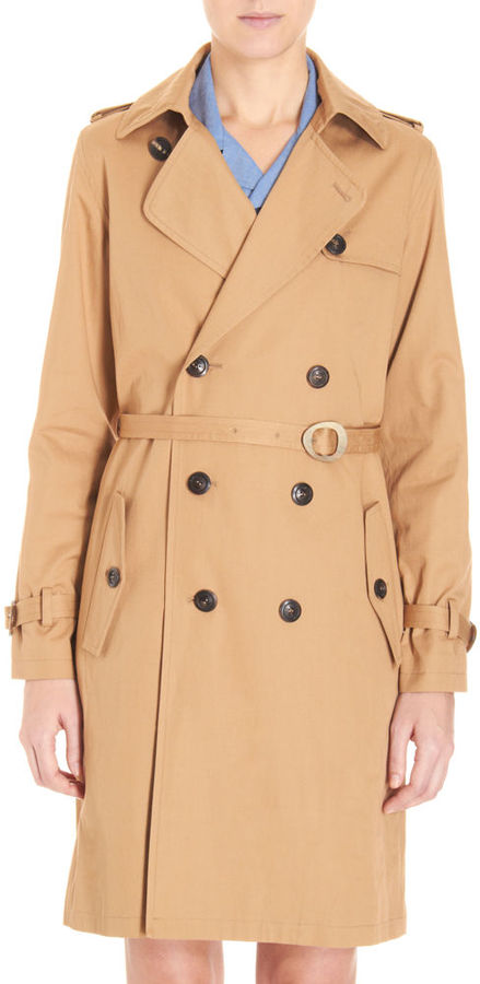 A.P.C. New Trench