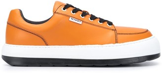 Sunnei Chunky Sole Low-Top Sneakers
