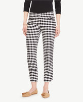 Ann Taylor The Crop Pant in Scallop - Devin Fit