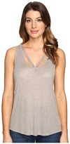 LnA Double Strap Tank Top