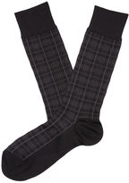 Perry Ellis Scotland Microfiber Luxury Sock