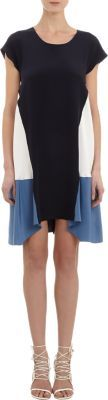 Derek Lam Colorblock Shift Dress