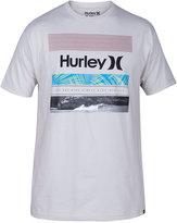 Hurley Men's Levels Graphic-Print T-Shirt