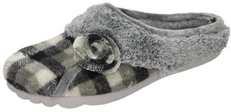 Manitu-Home Women's Slippers EU 37 Grey