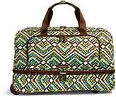 Vera Bradley Wheeled Carry On Luggage