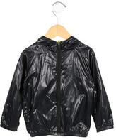 Nununu Boys' Lightweight Hooded Jacket
