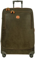 Bric's Life Trolley Suitcase - Olive - 82cm